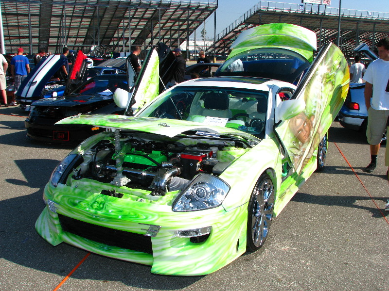 Import Face Off Pictures Videos Gainesville FL - Import car shows near me