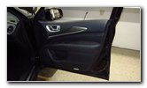 2013-2020 Infiniti QX60 Interior Door Panels Removal Guide