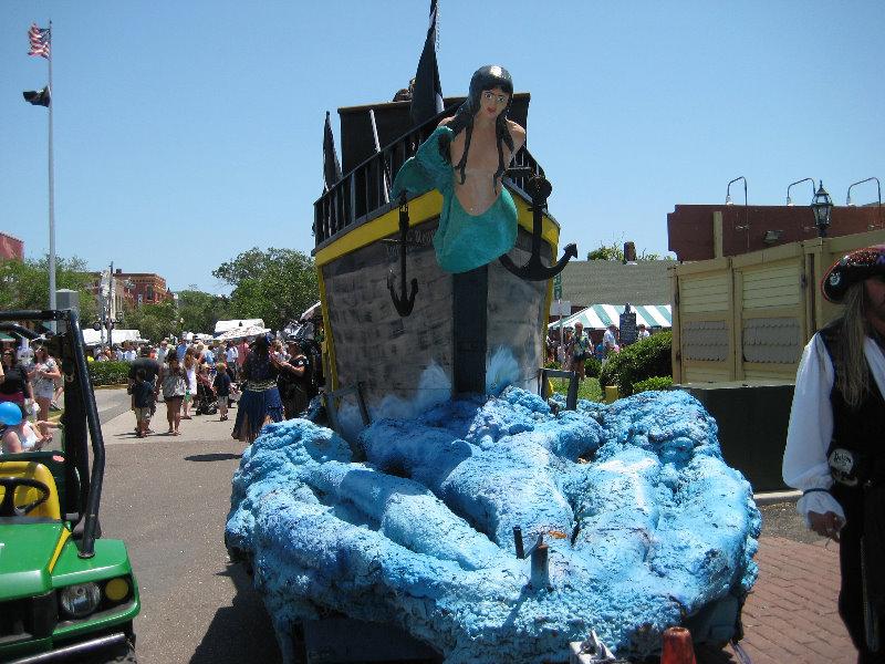When Is The Shrimp Festival In Fernandina Beach Fl