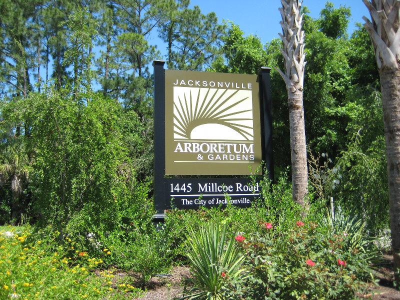 Jacksonville Arboretum And Gardens Jacksonville Fl 002