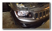 Jeep Compass Headlight Bulbs Replacement Guide