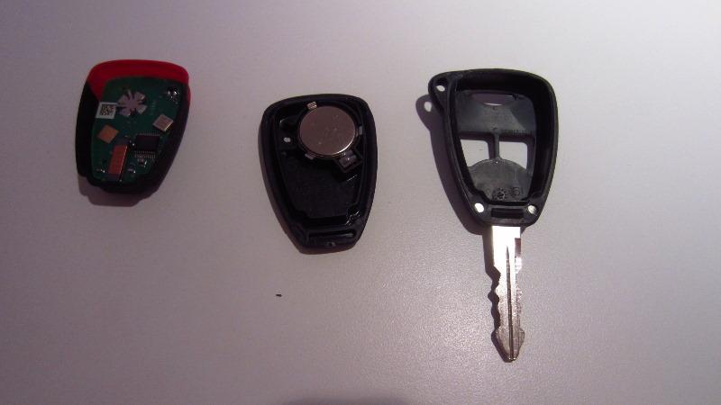 2011 Jeep Key Battery