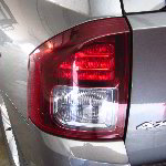 Jeep Compass Tail Light Bulbs Replacement Guide