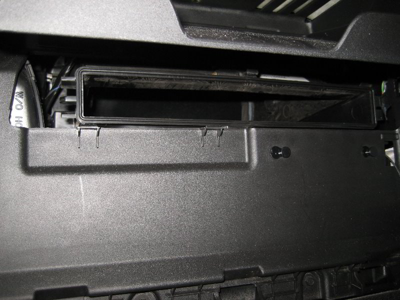 Cabin Air Filter Location 2011 Jeep Grand Get Free Image