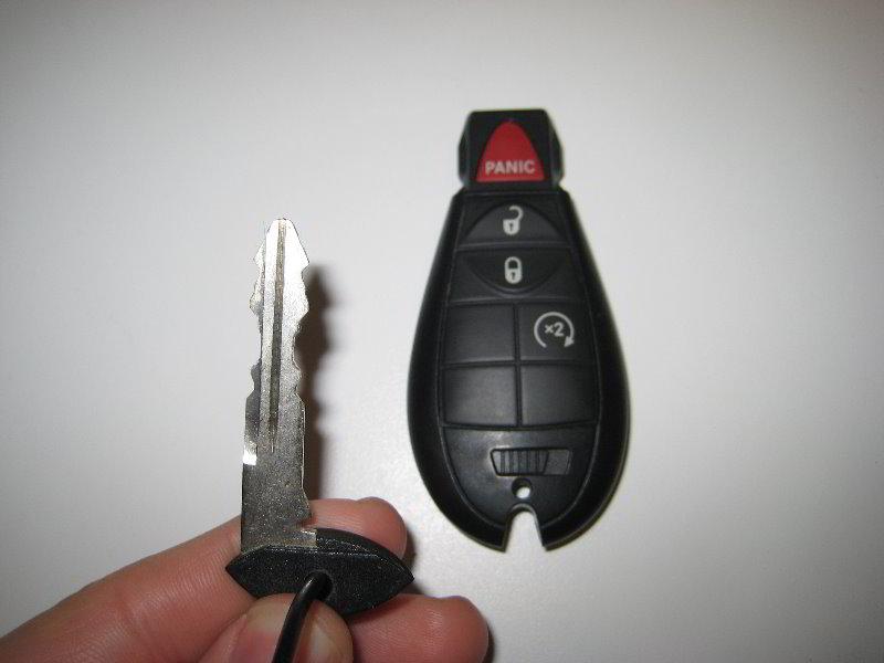 Jeep Grand Cherokee Key Fob