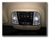 Jeep Grand Cherokee Map Light Bulbs Replacement Guide
