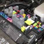 Jeep Liberty Electrical Fuse Replacement Guide