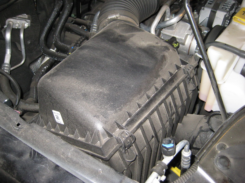 Service manual [How To Clean Filter On A 2008 Jeep ...