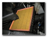 Jeep Liberty Engine Air Filter Replacement Guide