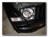 Jeep Liberty Headlight Bulbs Replacement Guide
