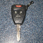 2008-2012 Jeep Liberty Key Fob Battery Replacement Guide