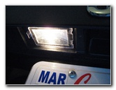 Jeep Liberty License Plate Light Bulbs Replacement Guide