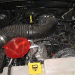 Jeep Liberty PowerTech 3.7L EKG V6 Oil Change Guide