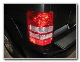 Jeep Liberty Tail Light Bulbs Replacement Guide