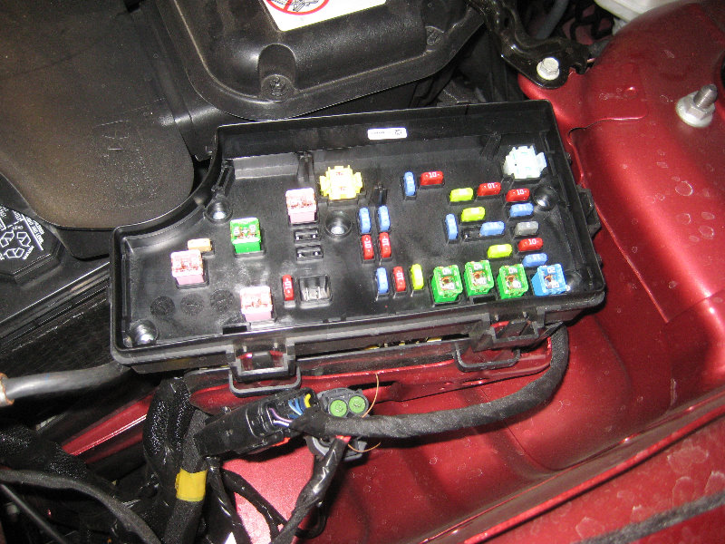 Jeep patriot fuse box evap canister