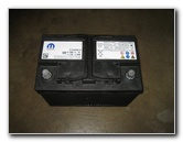 2015-2018 Jeep Renegade 12V Automotive Battery Replacement Guide