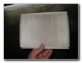 2015-2018 Jeep Renegade A/C Cabin Air Filter Replacement Guide