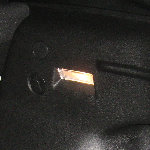 2015-2018 Jeep Renegade Cargo Area Light Bulbs Replacement Guide