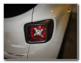 2015-2018 Jeep Renegade Tail Light Bulbs Replacement Guide