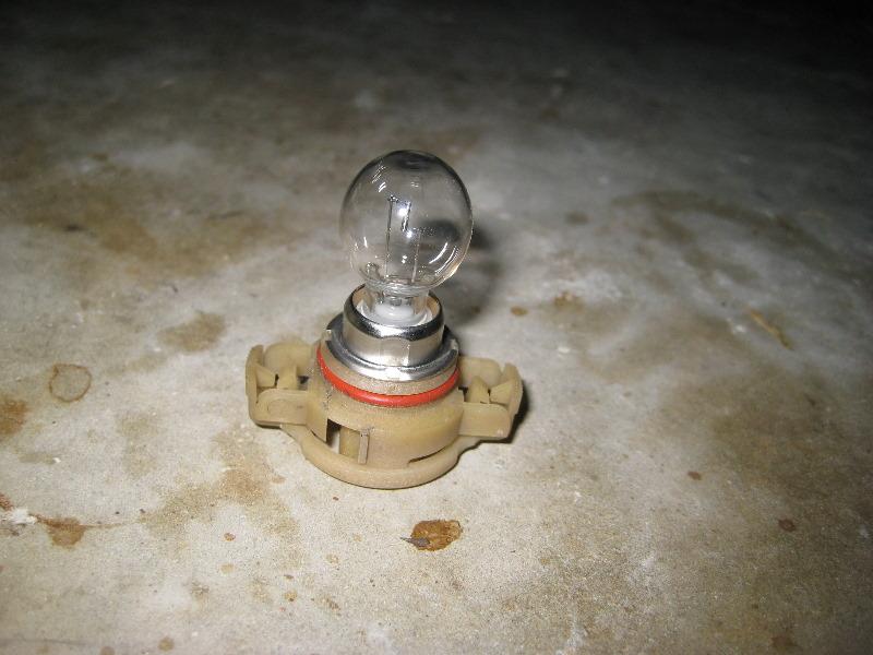 Jeep Wrangler Fog Light Bulbs Replacement Guide 006