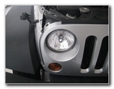 Jeep Wrangler Headlight Bulbs Replacement Guide