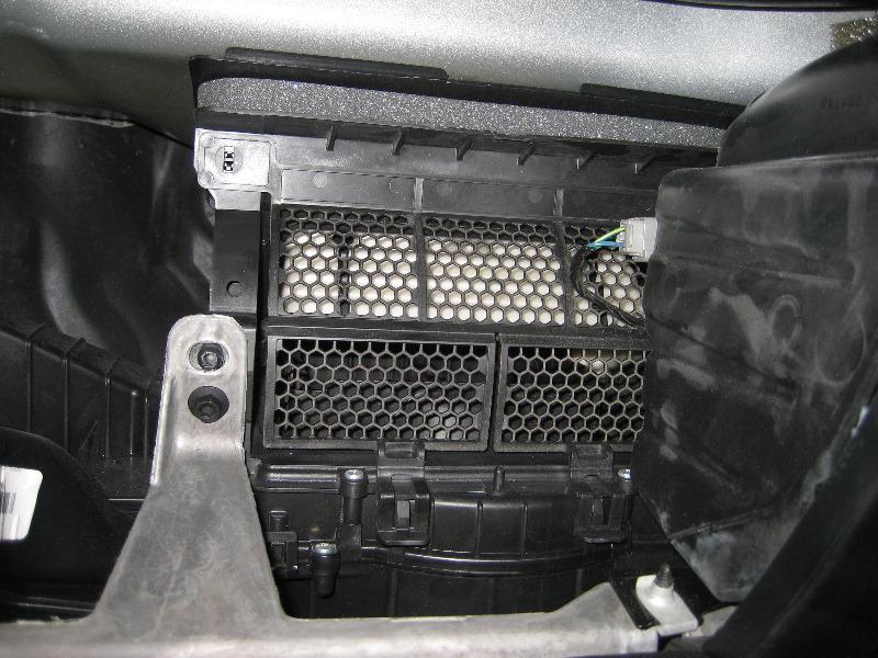 2007 Pontiac G6 Cabin Filter Location 2007 Get Free