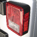 Jeep Wrangler Tail Light Bulbs Replacement Guide