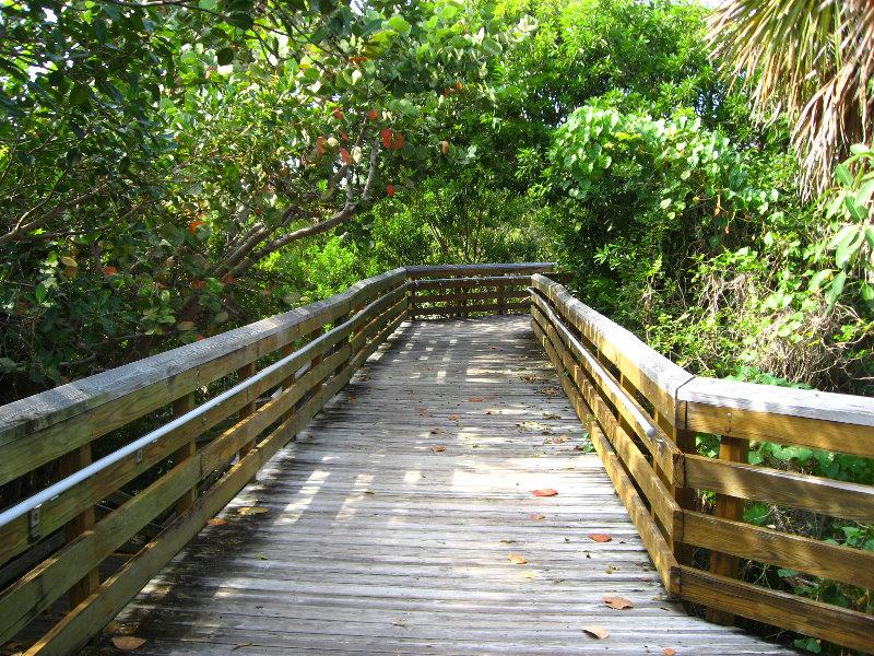 John D Macarthur Beach State Park North Palm Beach Fl