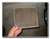 2010-2013 Kia Forte HVAC Cabin Air Filter Replacement Guide
