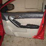 2010-2013 Kia Forte Interior Door Panel Removal Guide