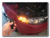 2010-2013 Kia Forte Key Fob Battery Replacement Guide