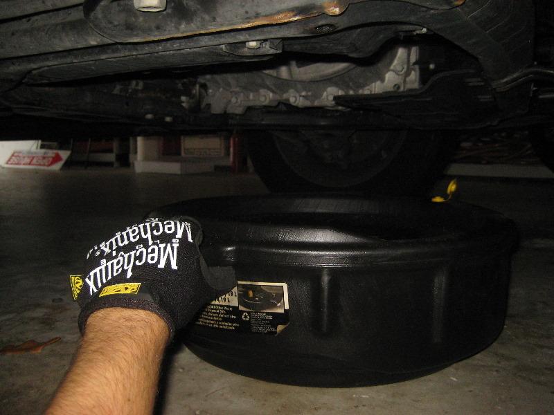 how to change oil filter 2011 kia forte