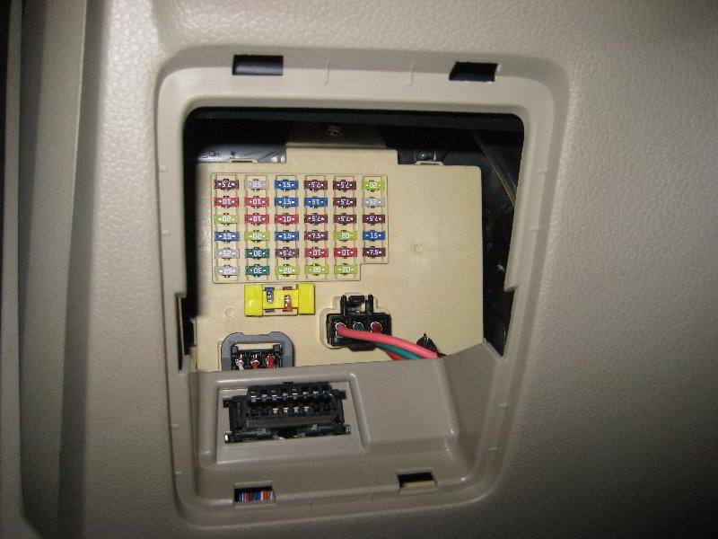Kia Optima Fuse Boxes On - Wiring Diagram •