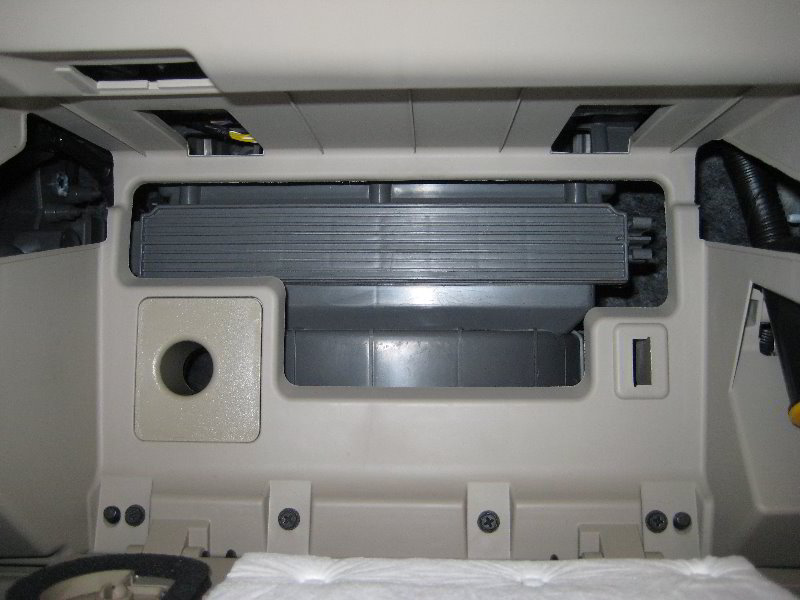 kia optima hvac cabin air filter replacement guide 010