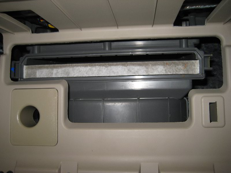 Kia cabin air filter location get free image about for Kia optima cabin filter
