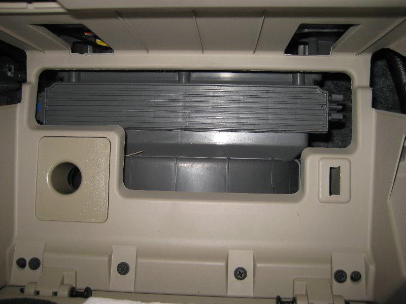 kia optima hvac cabin air filter replacement guide 026