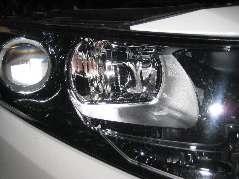 Headlight Replacement Guide : Kia optima headlight bulbs replacement guide
