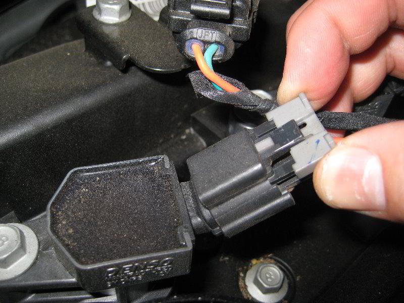 Kia Optima Theta Ii I4 Engine Spark Plugs Replacement