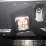 2012-2016 Kia Rio Glove Box Light Bulb Replacement Guide