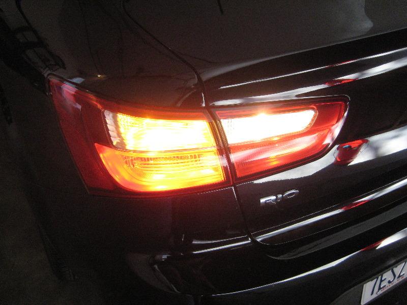 Kia Rio Tail Light Bulbs Replacement Guide 030