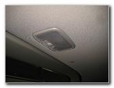 2015-2018 Kia Sedona Cargo Area Light Bulb Replacement Guide