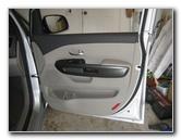 2015-2018 Kia Sedona Plastic Interior Door Panel Removal Guide