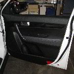 2010-2015 Kia Sorento Interior Door Panel Removal Guide