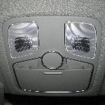 2010-2015 Kia Sorento Map Light Bulbs Replacement Guide