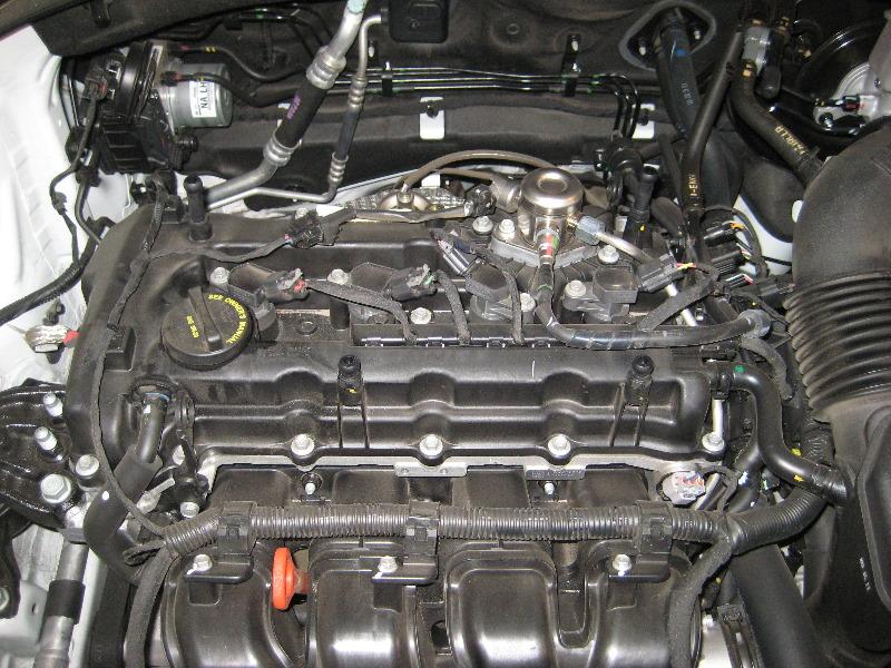 Kia Sorento Theta Ii Engine Spark Plugs Replacement Guide 004