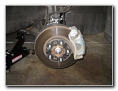 Kia Soul Front Brake Pads Replacement Guide