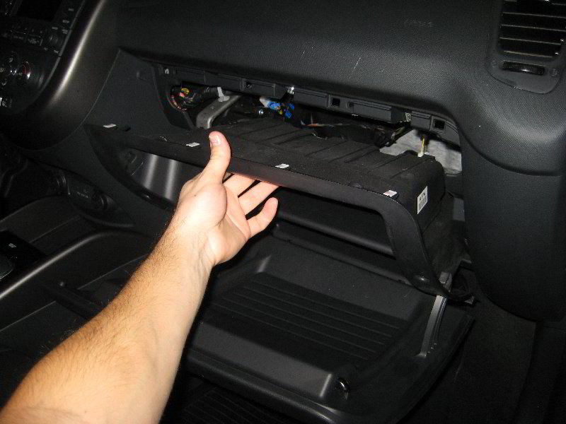 Ford Edge AC Cabin Air Filter Cleaning Guide 010 together with Condo Furnace Ebove The Ceiling The Unprofessional Way moreover Kia Soul HVAC Cabin Air Filter Replacement Guide 033 in addition Proper Installation Filter likewise Ducts And Duct Systemsmobile Home Duct Systems. on hvac air filter replacement