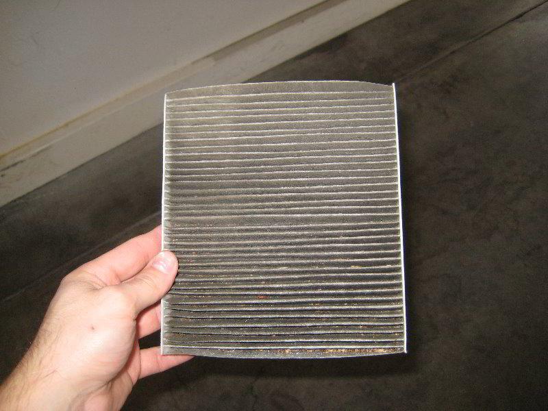 Kia soul hvac cabin air filter replacement guide 022 for Kia soul cabin air filter