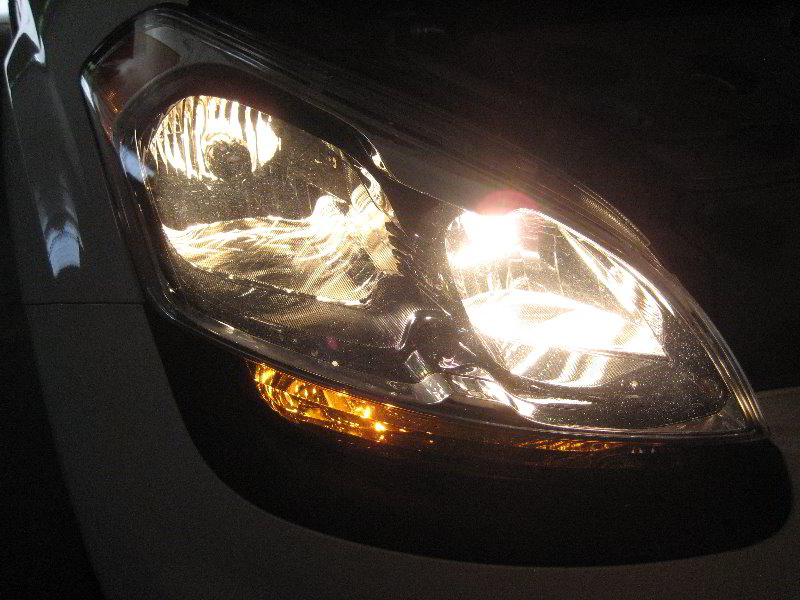 Headlight Replacement Guide : Kia headlight bulb replacement guide free engine