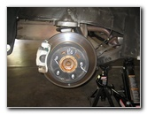 Kia Soul Rear Disc Brake Pads Replacement Guide
